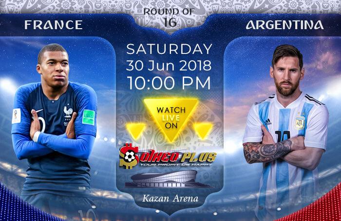 Nhận định Pháp vs Argentina, 21h ngày 30/6/2018