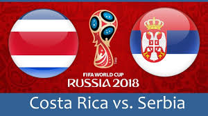 Soi kèo Costa Rica vs Serbia, 19h00 ngày 17/6