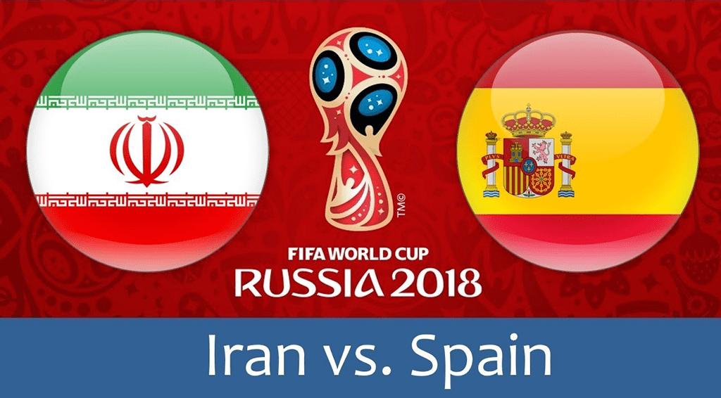 Soi kèo bóng đá Iran vs Tây Ban Nha 1h 21/6