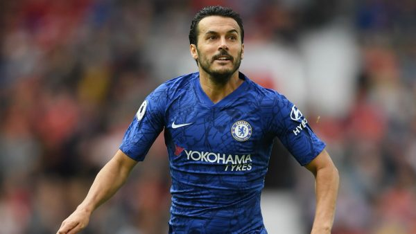 Pedro vui vẻ vì chia tay Chelsea