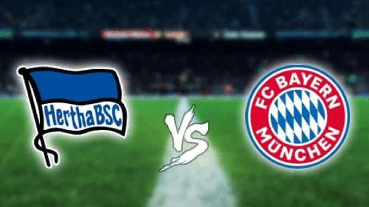 Soi kèo, Tỷ lệ cược Hertha Berlin vs Bayern Munich 21h30' 19/01/2020
