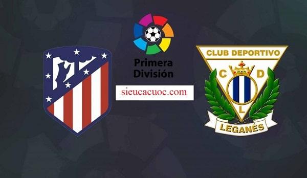 Soi kèo, Tỷ lệ cược Atletico Madrid vs Deportivo Leganés 18h00' 26/01/2020