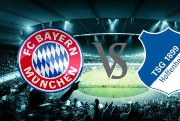 Nhận định trận đấu giữa Hoffenheim - Bayern Munchen 21h30' 29/02/2020