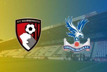 Nhận định trận đấu giữa Bournemouth - Crystal Palace 22h00' 14/03/2020