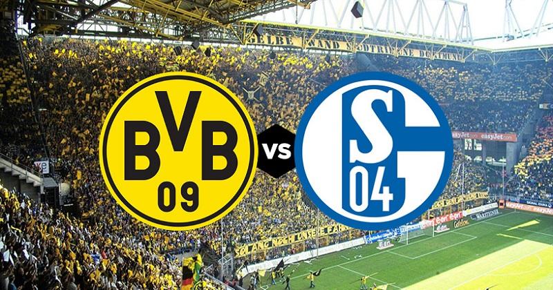 Nhận định trận đấu giữa Dortmund – Schalke 04 lúc 21h30' ngày 14/03/2020
