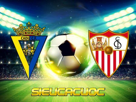 Soi kèo nhà cái Cadiz CF vs Sevilla – 23h30 – 27-09-2020