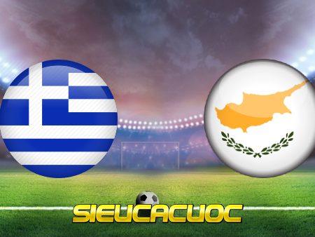 Soi kèo nhà cái Hy Lạp vs Đảo Síp – 21h45 – 11-11-2020