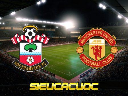 Soi kèo nhà cái Southampton vs Manchester Utd – 21h00 – 29/11/2020