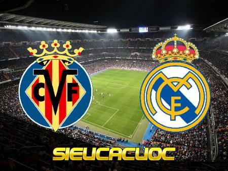 Soi kèo nhà cái Villarreal vs Real Madrid – 22h15 – 21-11-2020