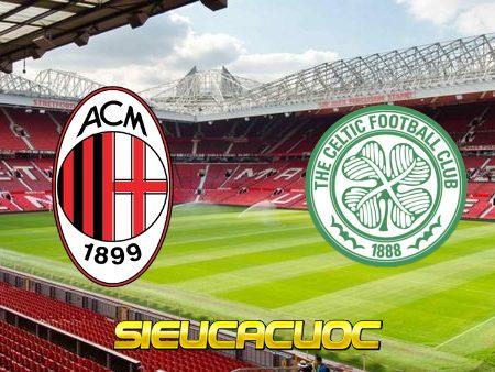 Soi kèo nhà cái AC Milan vs Celtic – 00h55 – 04/12/2020