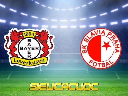 Soi kèo nhà cái Bayer Leverkusen vs Slavia Prague – 00h55 – 11/12/2020