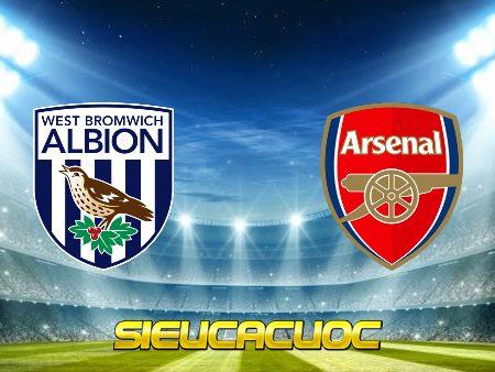 Soi kèo nhà cái West Brom vs Arsenal – 03h00 – 03/01/2021
