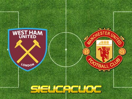 Soi kèo nhà cái West Ham vs Manchester Utd – 00h30 – 06/12/2020