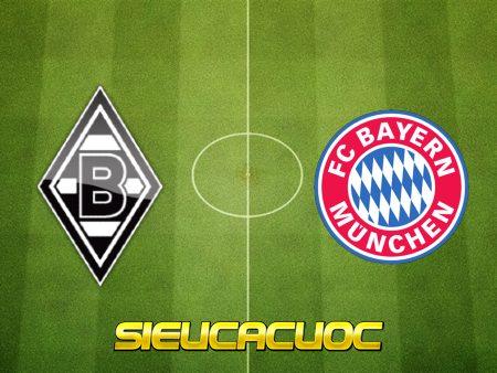 Soi kèo nhà cái B. Monchengladbach vs Bayern Munich – 02h30 – 09/01/2021