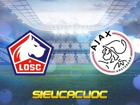 Soi kèo nhà cái Lille OSC vs Ajax Amsterdam – 03h00 – 19/02/2020