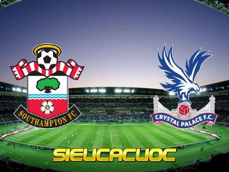 Soi kèo nhà cái Southampton vs Crystal Palace – 02h15 – 12/05/2021