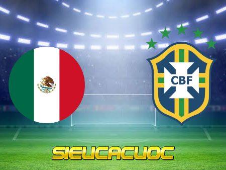 Soi kèo nhà cái U23 Mexico vs U23 Brazil – 15h00 – 03/08/2021