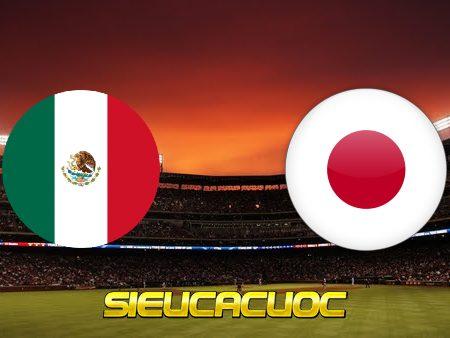 Soi kèo nhà cái U23 Mexico vs U23 Nhật Bản – 18h00 – 06/08/2021