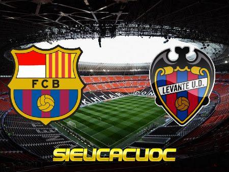 Soi kèo nhà cái Barcelona vs Levante – 21h15 – 26/09/2021