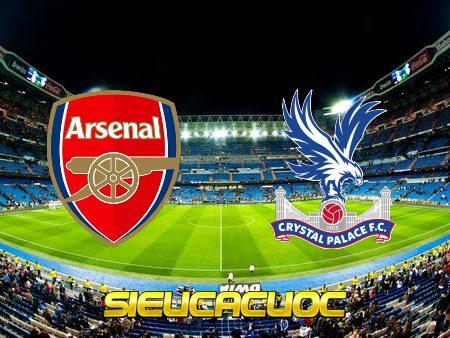 Soi kèo nhà cái Arsenal vs Crystal Palace – 02h00 – 19/10/2021