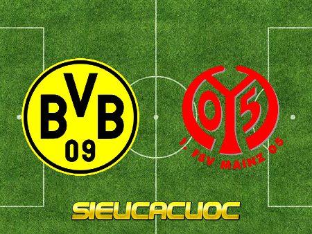 Soi kèo nhà cái Borussia Dortmund vs Mainz 05 – 20h30 – 16/10/2021
